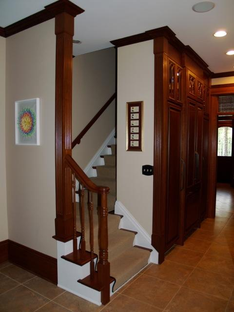 Photo of a WNY and Buffalo Custom Home by Thomas Johnson